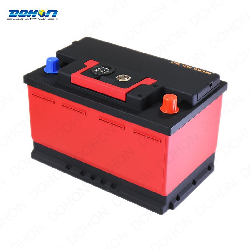 Lithium Iron Phosphate Recharge Battery LiFePO4 For Auto Car